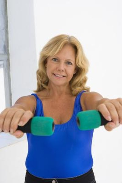 How to Tone Up After Menopause