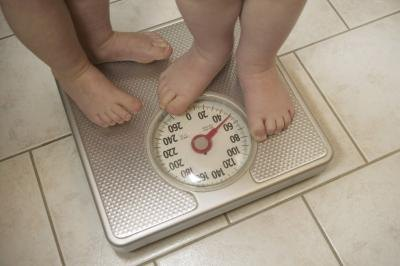 The Average Weight of a Toddler