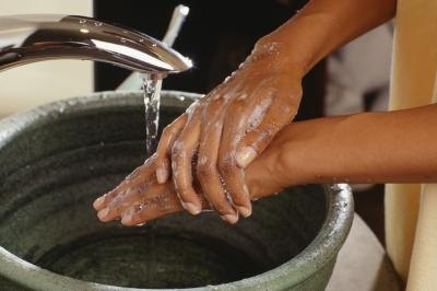 Effects of Antibacterial Soap on the Skin