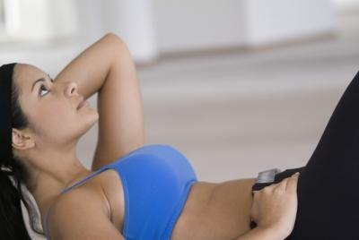 Can Crunches Make Your Waist Bigger?