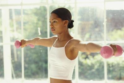 Weight Lifting Benefits for Women