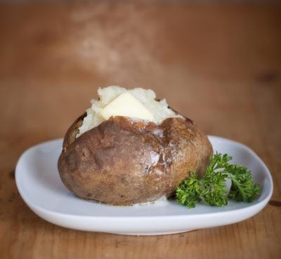 Nutritional Value of a Baked Potato