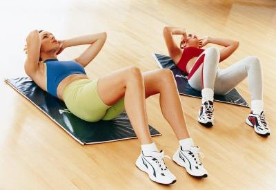 Group Circuit Training Exercises