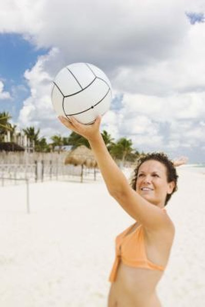 Volleyball Overhand Serving Drills for Beginners