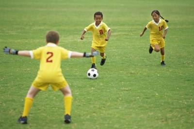 Pros & Cons of Children in Sports