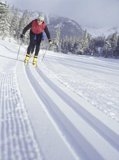 Cross-Country Skiing Gym Exercises