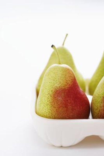 Nutritional Information on Forelle Pears