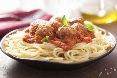 Calories in Spaghetti and Meatballs