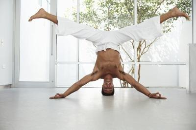 Male Yoga Attire