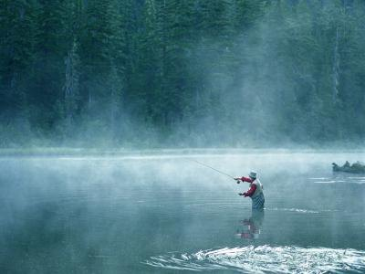 Lake Fishing Hot Spots in Western Washington