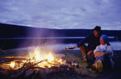 Easy Meals to Make While Camping