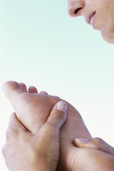 causes of numbness in toes | livestrong, Skeleton