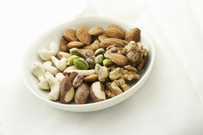 What Vitamins & Minerals Do Nuts Contain?