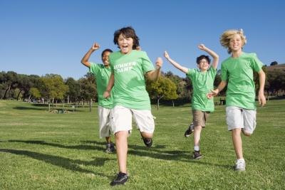 The Average Amount of Kids That Get Exercise in the U.S