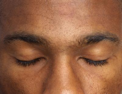 Eyebrow Hair Loss and Stress