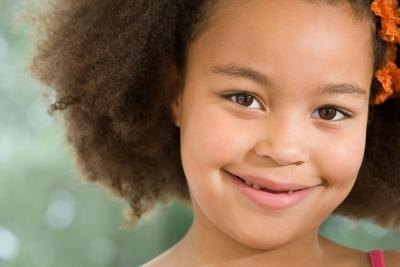Hair Care Products for Children With Naturally Coarse & Dry Hair