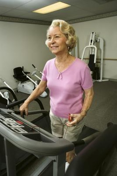 Does Age Affect the Heart Rate & Response to Exercise?
