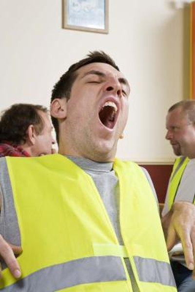 What Causes Excessive Yawning?