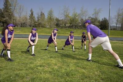 How to Teach Softball Lessons & Drills