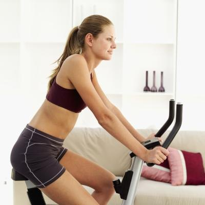 How to Ride an Exercise Bike