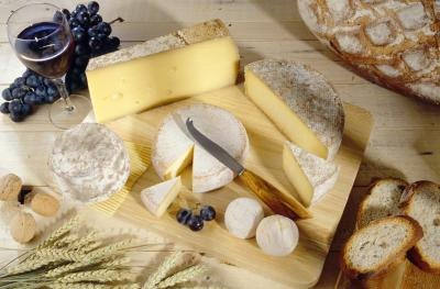 Which Cheeses Have the Least Fat?