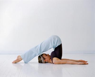 Yoga Poses for Thyroid Disease