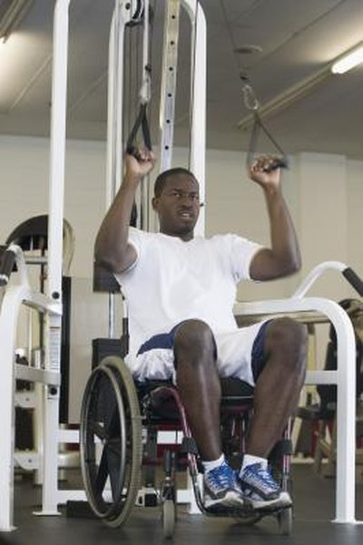Disabled People Diet & Exercise | LIVESTRONG.COM