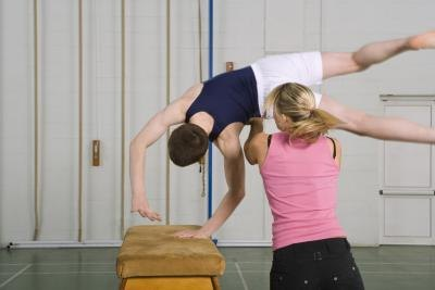 5 Components of Fitness in Gymnastics