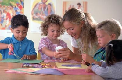 Cutting and Pasting Activities for Kids