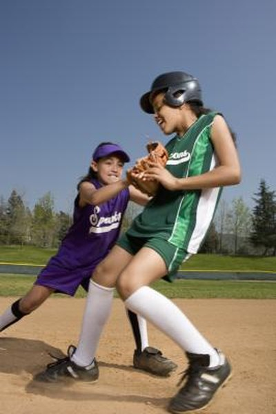 Softball Substitution Rules