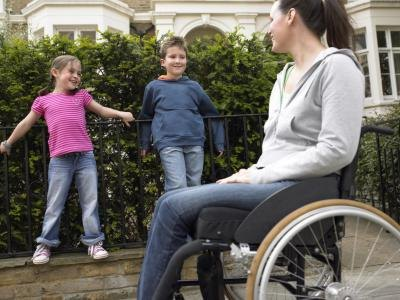 Housing Grants for Disabled Single Mothers