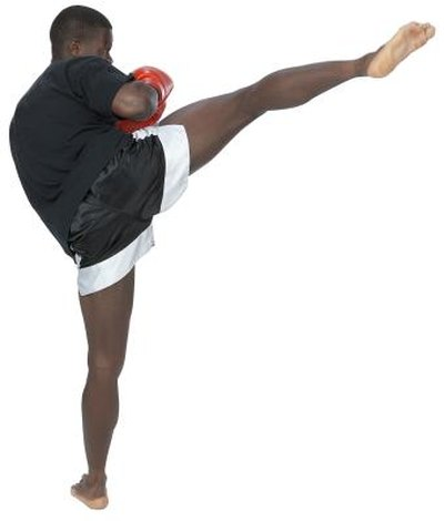 Calories Burned Kickboxing for 45 Minutes