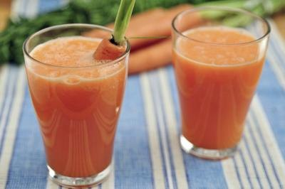 Benefits of Fresh Ginger Carrot Juice