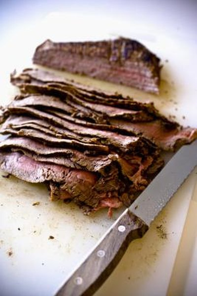 How to Cook Tender Flank Steak