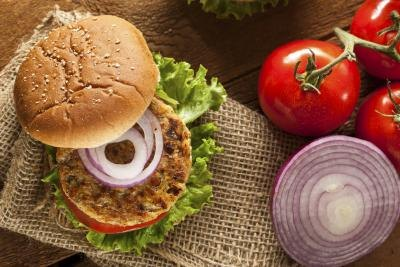 Calories in Black Bean Burgers