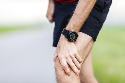 Pain Above the Knee Cap With Running