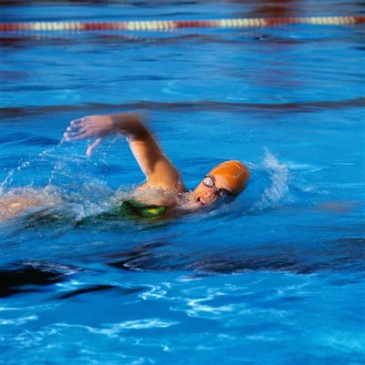 Lap Swimming for Out-of-Shape Swimmers