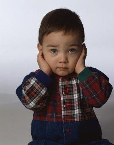 Why a Toddler Is Nervous and Covers the Ears