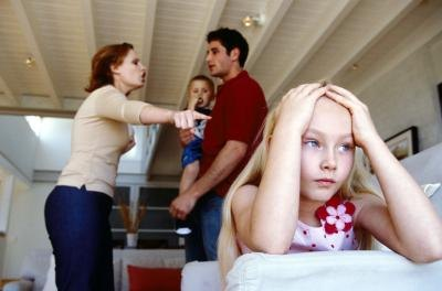 The Social EffectS of Family Stress on Children