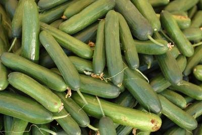 Nutrition in Cucumbers Without the Peel