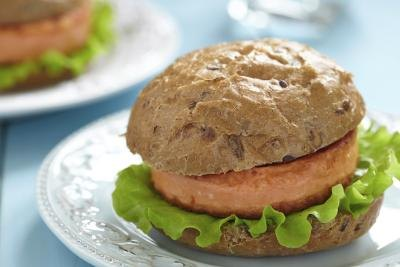 Best Topping Suggestions for a Salmon Burger