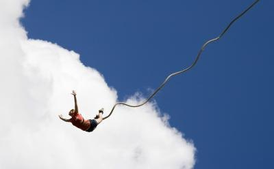 Bungee Jumping in Arizona
