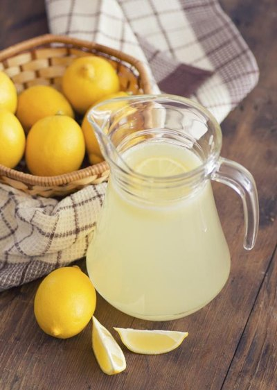 Lemon Juice Concentrate Nutritional Facts