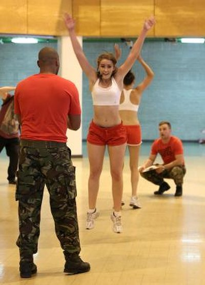 Boot Camps in Ohio for Teens