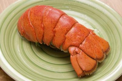 how to cook frozen lobster tails in boiling water