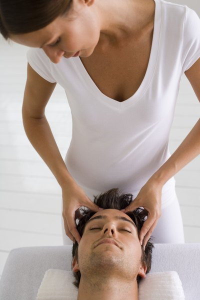 scalp massage for hair regrowth