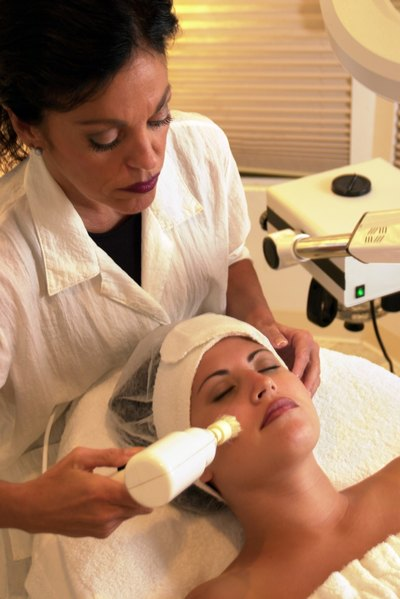 Microdermabrasion for Legs