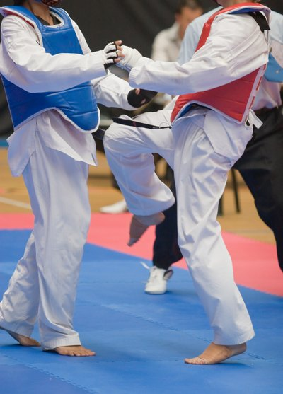 The Significance of the Blue Judo Uniform