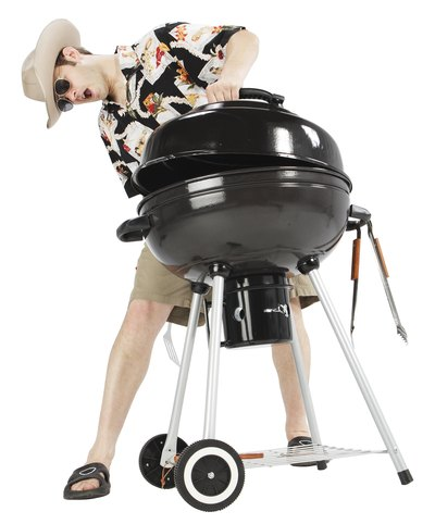 How to Seal a BBQ Grill