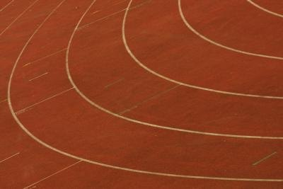 What Is the Distance Around a Running Track for Each Lane?